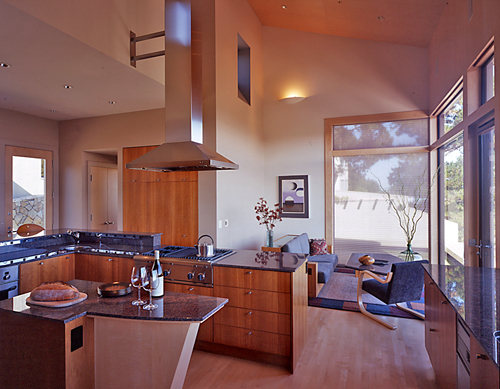 Kitchen design brukoff design associates for Santa fe kitchen